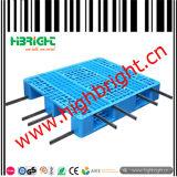 Паллеты сверхмощного HDPE пластичные с сильной стальной рамкой пробки