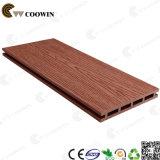 Aménagement du Decking extérieur du plastique WPC de bois de construction