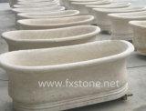 Vasche di bagno di marmo intagliate mano (BJ-feixiang016)