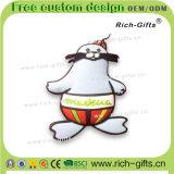 Магниты холодильника PVC способа подарков промотирования с конструкцией шаржа (RC-OT)