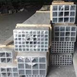 Алюминиевая квадратная пробка используемая для мебели