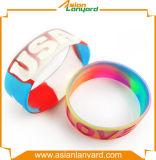 Bunter Sport-SilikonWristband