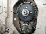 캠 또는 도비 흘리기를 가진 Jw817 시리즈 두 배 분사구 물 분출 직조기