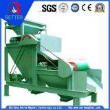 鉱山または石炭または銅またはベルト・コンベヤーまたはボーキサイトのための高品質のぬれた常置勾配のミネラル磁気分離器