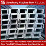 Hot DIP Glavanized Steel Slotted Structure Channel avec Ce, UL