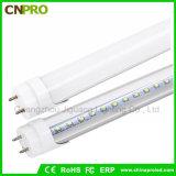 Americano comercial y proyecto 18watt LED tubo 277V luz con alto Lumen 160lm / W