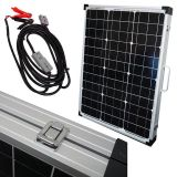 100W pliant le panneau solaire avec la fiche d'Anderson