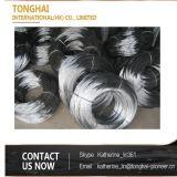 Fil d'acier inoxydable de fer ou en métal dans la bobine ou le boisseau