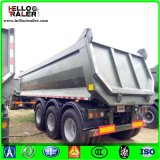 3 Axles Tipper трейлер Semi для сбывания в Филиппиныы