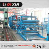 Z-Lock EPS et Rock Wool Sandwich Panel Machine / Production Line