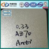 G550 Анти--Рисунок катушка регулярно Galvalume блесточки стальная