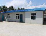 Chambre préfabriquée économique de structure métallique de l'Angola (KXD-PHT017)
