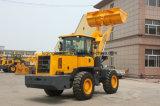Macchina di Constructiong 3 tonnellate di caricatore della rotella