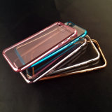 für iPhone/Samsung/Sony-Handy Accessories, Crystal Galvano-Plating Silicone Cell/Mobile Phone Fall Covers