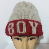 Chapéu bordado bordado Beanie Hat Chapéu bordado boné bordado