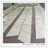 Wit/Beige/Grijs Marmer voor de Commerciële Tegel van de Vloer van de Bouw