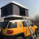 지프 트럭 지붕 상단 천막 섬유유리 단단한 쉘 지붕 상단 천막 야영 차 지붕 상단 천막