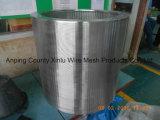 Elemento de filtro do cilindro do aço inoxidável (ECW, EAWIAW, ICW)