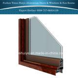 Puertas deslizantes rotas de aluminio del puente con los dos o cuatro paneles