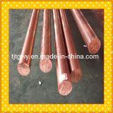 T1, T2, Tu1, Tu2, Tp1, Tp2 barra de cobre, Rod de cobre