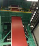 (0.13--1.3m m) El material de construcción PPGI prepintó la bobina de acero galvanizada