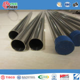 Pipe d'acier inoxydable de surface de Ba de la qualité TP304L 2b