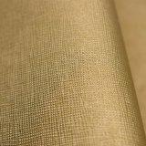 Couro de sapata clássico da grão do micro couro Textured do saco do plutônio do Synthetic