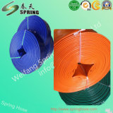Petit boyau d'irrigation de PVC Layflat d'alésage