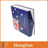 Коробка изготовленный на заказ магнитной упаковки картона упаковывая/бумажная коробка/бумажная коробка подарка