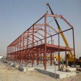 Vor ausgeführtes Stahlkonstruktion-Metallgebäude von den Berufslieferanten