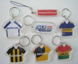 Plastic&Promotional Shirt-Schlüsselketten (PM138)