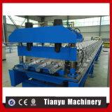 Rodillo de acero hidráulico del suelo del Decking del perfil de los nuevos productos que forma la máquina