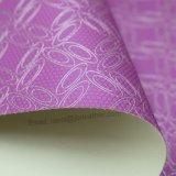 Weinlese-Entwurfs-dekoratives Leder, künstliches PU-Leder