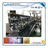 Machine Manufactory van de Extruder van de Korrels van Zte pp de Plastic