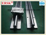 Guía de tren lineal de acero inoxidable con varios tipos