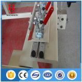Tela de seda Screw-Type mecânica que estica a máquina