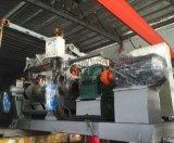 Mischendes Gummitausendstel Xk-400 mit auf lagermischmaschine