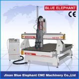 Maquinaria de madeira da estaca do CNC de Ele-1325 2spindles 3D para a cinzeladura de madeira