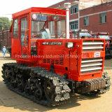 70HP Yto Crawler Tractor con Dozer Blade (CA702)