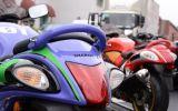 Reflexreflektor für Motorrad Km-206