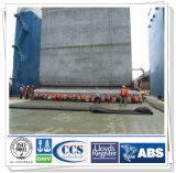 Natürliches Rubber Lifting Marine Airbag für Ship Launching