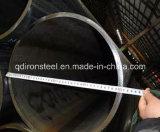 API 5L StandaardERW Gelaste Pijp van het Staal 60.3mm tot 610mm
