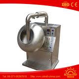 Máquina de capa de las palomitas de la máquina de la cacerola de la capa