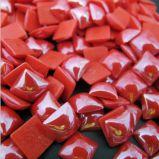 Kleurrijke Vierkante Ceramische Parel