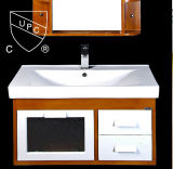 Upc (SN1538-90)の米国Marker Population Bathroom Vanity Cabinet Basin
