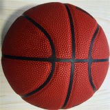 Baloncesto barato de Desgastar-Resistencia modificado para requisitos particulares baloncesto de la PU de la calidad 8pieces 4#5#6#7#