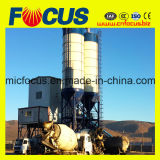 la pianta d'ammucchiamento concreta Hzs60 del nastro trasportatore di alta efficienza 60m3/H con il Ce di iso ha certificato