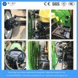 Alimentador de granja eléctrico de Agricultral 55HP mini/jardín/compacto/césped/pequeño/motocultor con la rueda del arroz