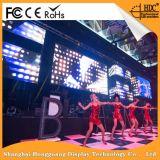 P6.25 parete locativa di alta risoluzione del video di colore completo LED