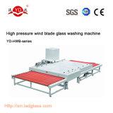 Lavado automático del vidrio y secadora